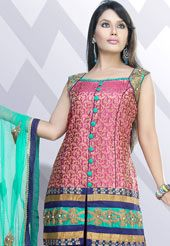 kurti/kameez... try to figure out how to sew this without a pattern...?