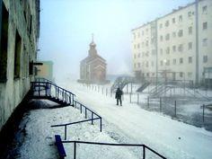 Tiksi, Russia - Arctic Region.