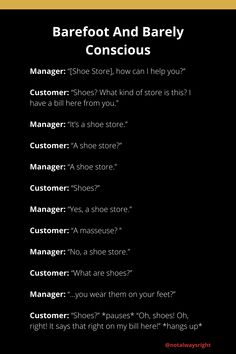 #funnystories #notalwaysright #customerstories #funnycustomerstories #techsupportstories #techsupport #reallifestories #funnycompilationstories #reallifestories Customer Service Jobs, Customer Stories, Not Always Right, Working In Retail, Tech Support, Food Service, Funny Stories, Consciousness, Funny Quotes