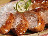 Apricot-Maple Glazed Pork Chops   Recipes   Nestlé Meals.com
