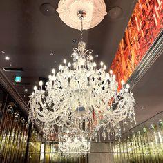 納品実績 シャンデリア専門店EL JEWEL Chandelier, Ceiling Lights, Lighting, Home Decor, Candelabra, Decoration Home, Room Decor, Chandeliers, Lights