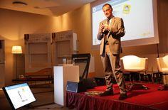 Roberto Mezzalira, amministratore delegato di Somfy Italia