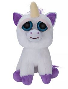 Feisty Pets has several adorable plush toys that with a squeeze turn from cute… The post This Toy is Gaining Popularity Among Play Therapist But Its Creepy appeared first on Saving with TaLis. Feisty Pets Unicorn, Creepy Stuffed Animals, Magazine Design Inspiration, Scary Faces, Learning Toys, Plush Animals, Cute Gifts, Shopping Deals, Play