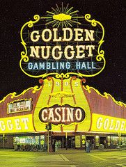 Golden Nugget - Honeymooned here in Feb '78 in a Victorian mini suite.  I remember how fascinated we were by the phone in the bathroom next to the toilet.  lol