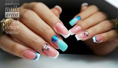 French design nails