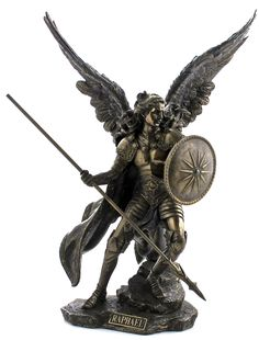 Archangel Raphael - We have feminized our most valuable protectors. Remember they were God's Warriors!