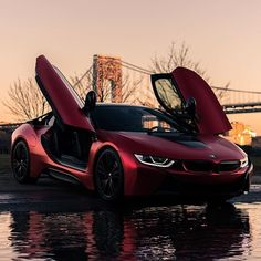 Cool BMW: BMW i8...  exotic cars Check more at http://24car.top/2017/2017/07/12/bmw-bmw-i8-exotic-cars/