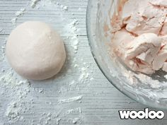 Pâte à modeler au yogourt wooloo