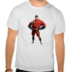 Mr. Incredible Disney Tees