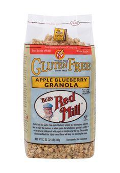 Gluten Free Apple Blueberry Granola Costco