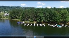 Deep Creek Lake in McHenry, MD (copyright photo)
