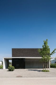 Single family house Keerbergen - Projects - pascal francois - architects Car port pascalfrancois.be