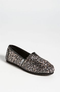 TOMS 'Classic Panthera - Sequins' Slip-On (Women) (Nordstrom Exclusive) available at #Nordstrom