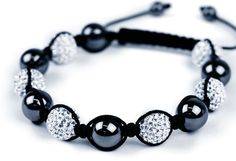 Learn how to make a Shamballa Bracelet.... simple!