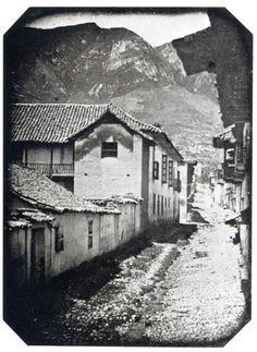 La fotografía más antigua de Colombia.