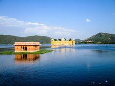 Water palace, Jaipur, India