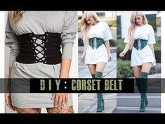 ganbattesewing: DIY Corset Belt by. Diy Pirate Costume For Women, Female Pirate Costume, Costumes For Women, Pirate Costumes, Teen Costumes, Woman Costumes, Mermaid Costumes, Couple Costumes, Princess Costumes