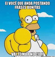 Você mesmo Simpson.