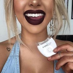 Save 40-64% OFF Popular @BrighterWhite Home Teeth Whitening Kits Today! - #BrighterWhite Benefits:  Whitens teeth fast and effectively!  Removes deep dental stains!  100% safe!  Kills bacteria!  Long lasting results! - ORDER HERE ⬇️ Website link -> www.BrighterWhite.com.au Questions? Email -> Contact@BrighterWhite.com.au