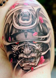 warrior japanese tattoo - Buscar con Google