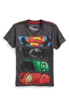 DX-Xtreme 'Justice League' T-Shirt (Toddler Boys & Little Boys) available at #Nordstrom