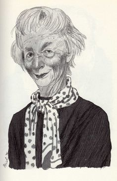 Wisława Szymborska, Ritratti di Tullio Pericoli