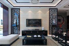 Classic Elegant Living Room Design