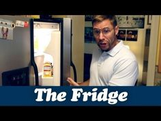 "Classic ""Dad-isms"" about the family fridge."