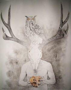 Crane, Illustrations Techniques, Body, Inspire, Fantasy, Facebook, Drawing, Inspiration, Art