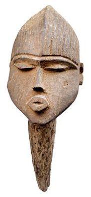 Lobi Thilbou Yo (Head Stakes), Burkina Faso