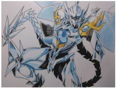 Dibujando a Vali Lucifer (Highschool DxD). Drawing Vali Lucifer from Hig...