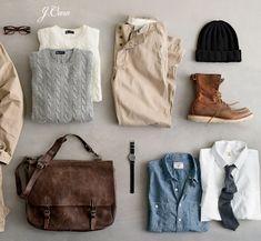 Men's Fall Wardrobe Essentials