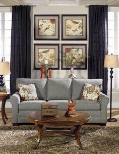 Temple Furniture - Corbin Sofa