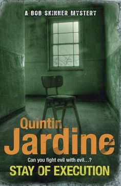 Stay of Execution by Quintin Jardine  Submit a review and become a Faerytale Magic Reviewer! www.faerytalemagic.com