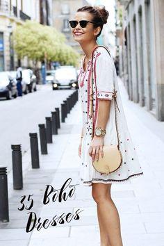 Shop now: 35 Vestidos Boho
