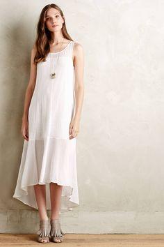 Gauze Maxi Dress - anthropologie.com