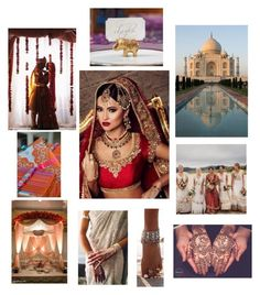 """Indian wedding"" by quality1001 on Polyvore featuring art"
