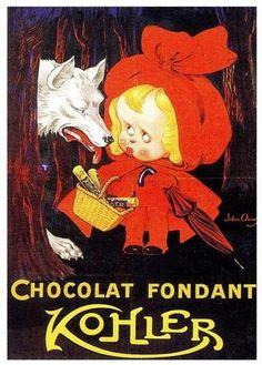 La publicidad vintage derrocha estilo y glamour. Su magnífico uso del color, la tipografía, el diseño y las ilustraciones son un ejemplo a seguir varias décadas después. Gran parte del sabor de los anuncios vintage está condensado en la siguiente y sabrosa recopilación de publicidad de marcas de chocolate de principios y mediados del siglo XX
