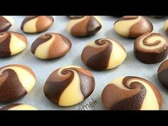 New ideas of how to make sweets chocolate chocolate economical and easy to prepare – pastry types Mini Desserts, Christmas Desserts, No Bake Desserts, Chocolate Strawberry Pie, Chocolate Sweets, Chocolate Recipes, Donut Recipes, Baking Recipes, Cookie Recipes
