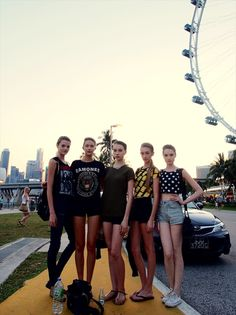 STYLE from TOKYO | street fashion based in japan: at marina promenade....Singapore