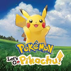 Switch Let's Go Pokemon Pikachu! Pokemon Tips, Top Pokemon, Play Pokemon, Pokemon Games, Nintendo Pokemon, Nintendo Store, Pikachu Game, Pikachu Pokeball, Places