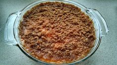 """Sweet Potato Casserole! """"This casserole is easy to make and delicious!""""  @allthecooks #recipe"""