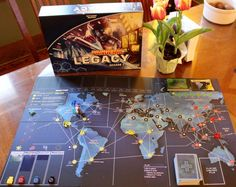 Pandemic Legacy is, at this writing, the best board game ever made. That's not my judgment—it represents the collective wisdom of Board Game Geek users, who have catalogued more than 82,000 games and have rated Pandemic Legacy the best of the lot