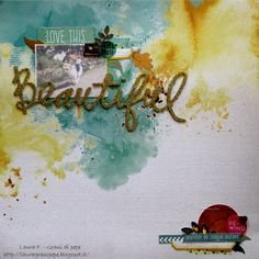 Grani di pepe: Beautiful - Layout