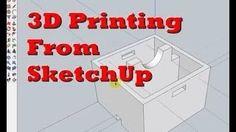 3 d printing - YouTube