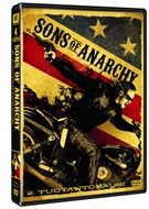 Sons of Anarchy - Kausi 2 (4- disc) (DVD)