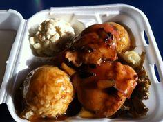 Chicken and Pork Teriyaki Grill from Honolulu Grill in St. George, Utah