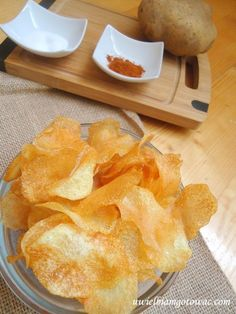 Salty Foods, Snack Recipes, Snacks, Kitchen Witch, Chips, Food And Drink, Pizza, Cooking, Gastronomia