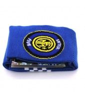 Wholesale Kids Cotton & Polyester Inter Milan Soccer Socks in Blue Color