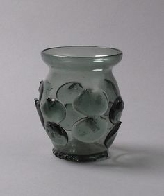 late 15th/early 16th century - German - Beaker (Krautstrunk).  Often used as reliquaries. The Met.